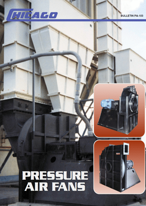 Catalogo de Sopladores Centrífugos de Alta Presión Industrial - D2300B SW