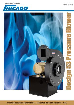 Catalogo de Ventiladores Centrífugos y Sopladores de Alta Presión - D53