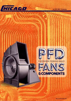 Catálogo de Ventiladores Centrífugos de Alto Rendmiento y Servicio Pesado PFD - D1900 SW