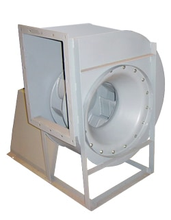 Ventilador Centrífugo de Simple Entrada - D51 SW