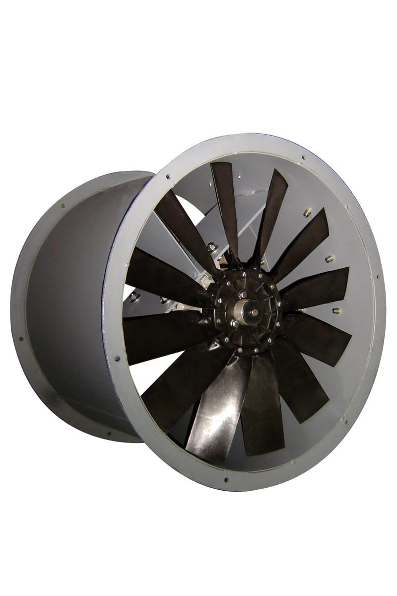 Ventilador Axial de Conducto (D37 DCT)