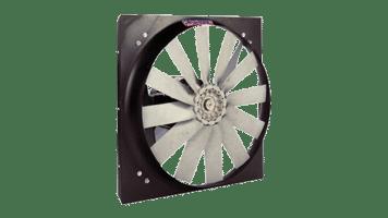 Ventilador Axial de Pared - D37 DCP (AXP)