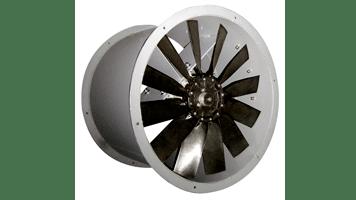 Ventilador Axial de Conducto