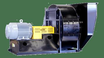 Ventilador Centrífugo PFD - Compacto de Servicio Pesado - D1902 SW, D1903 SW, D1904 SW